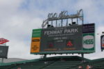 Friday Fun – Spouse at Fenway