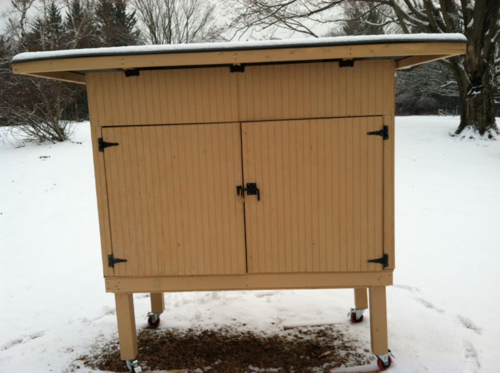 The Coop that Spouse Built