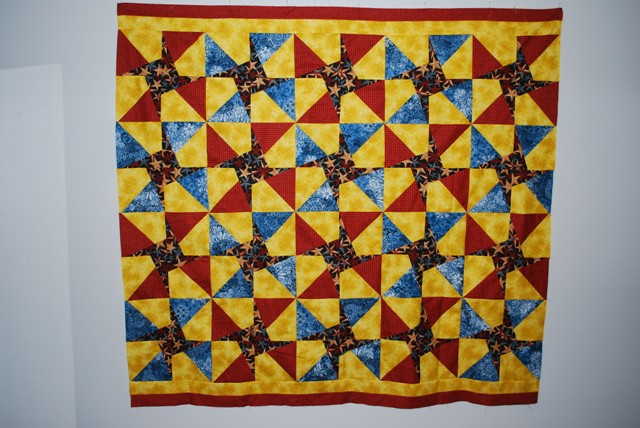Quilt of valor by MMM 20140418