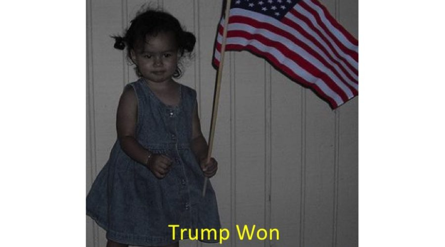 Trump Won.  What do I Tell my Children?